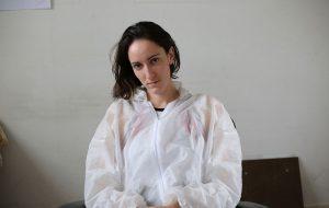 Portrait de Camille Dumond